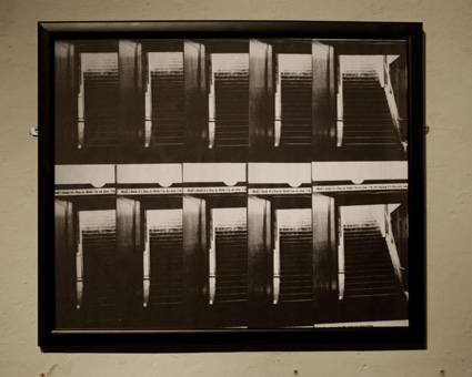 stair s-bahn frame